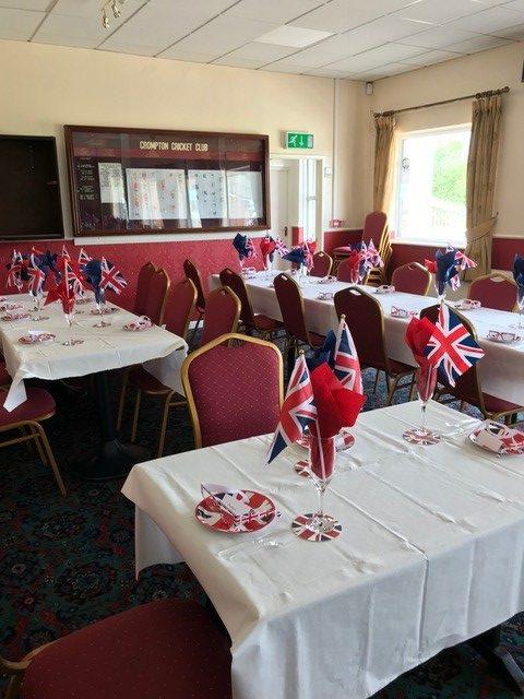 Crompton Cricket Club Function Room